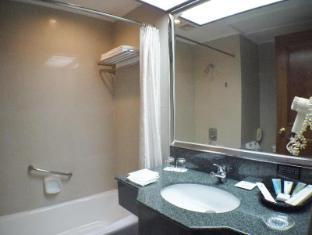 Pousada Marina Infante Hotel מקאו - חדר אמבטיה