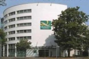 Quality Hotel Berlin Tegel - Hotell och Boende i Tyskland i Europa