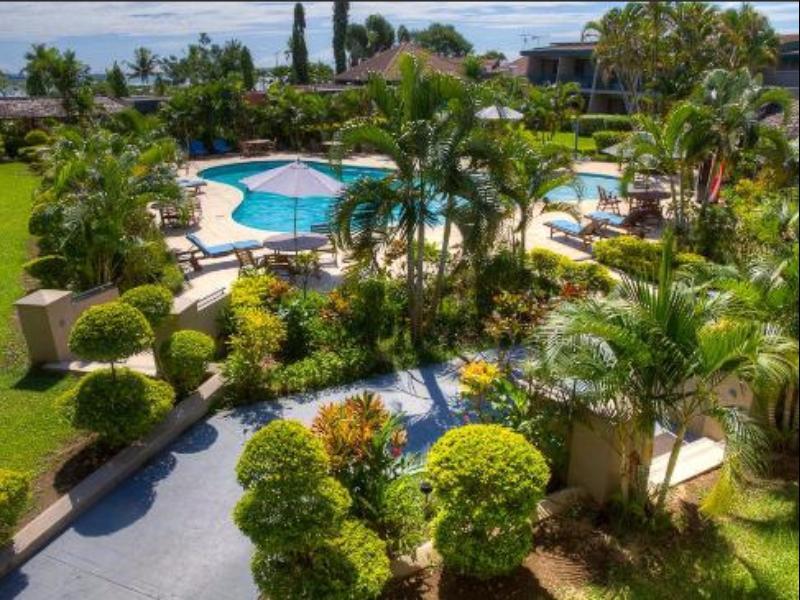 Tanoa Waterfront Hotel - Hotell och Boende i Fiji i Stilla havet och Australien