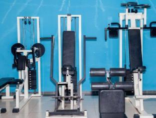 San Remo Hotel Larnaca - Fitness Room