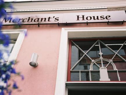 Merchants House Hotel Tallinn - Hotel Aussenansicht