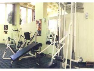 Sport Club Hotel Eilat - Salle de fitness