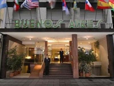 Gran Hotel Buenos Aires Buenos Aires - Hotel z zewnątrz