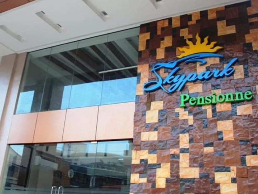 Skypark Pensionne - Hotels and Accommodation in Philippines, Asia
