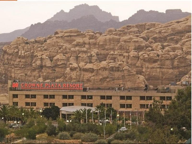 Crowne Plaza Resort Petra - Hotels and Accommodation in Jordan, Middle East