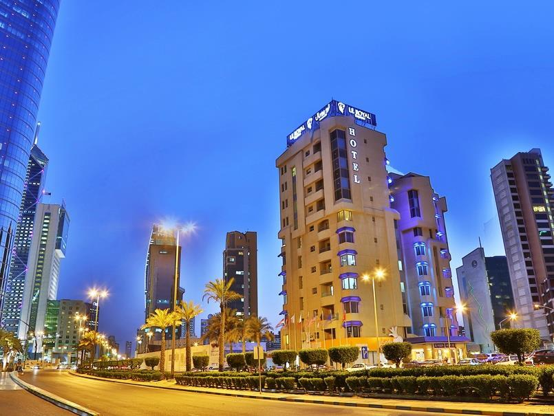 Le Royal Express Sharq Hotel - Hotels and Accommodation in Kuwait, Middle East