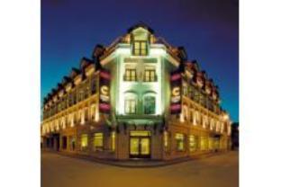 Conti Hotel in Senamiestis eldership