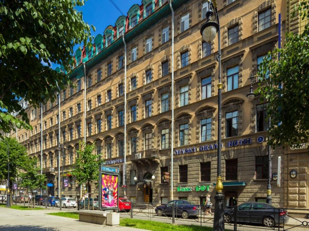 Nevsky Grand Hotel Saint Petersburg