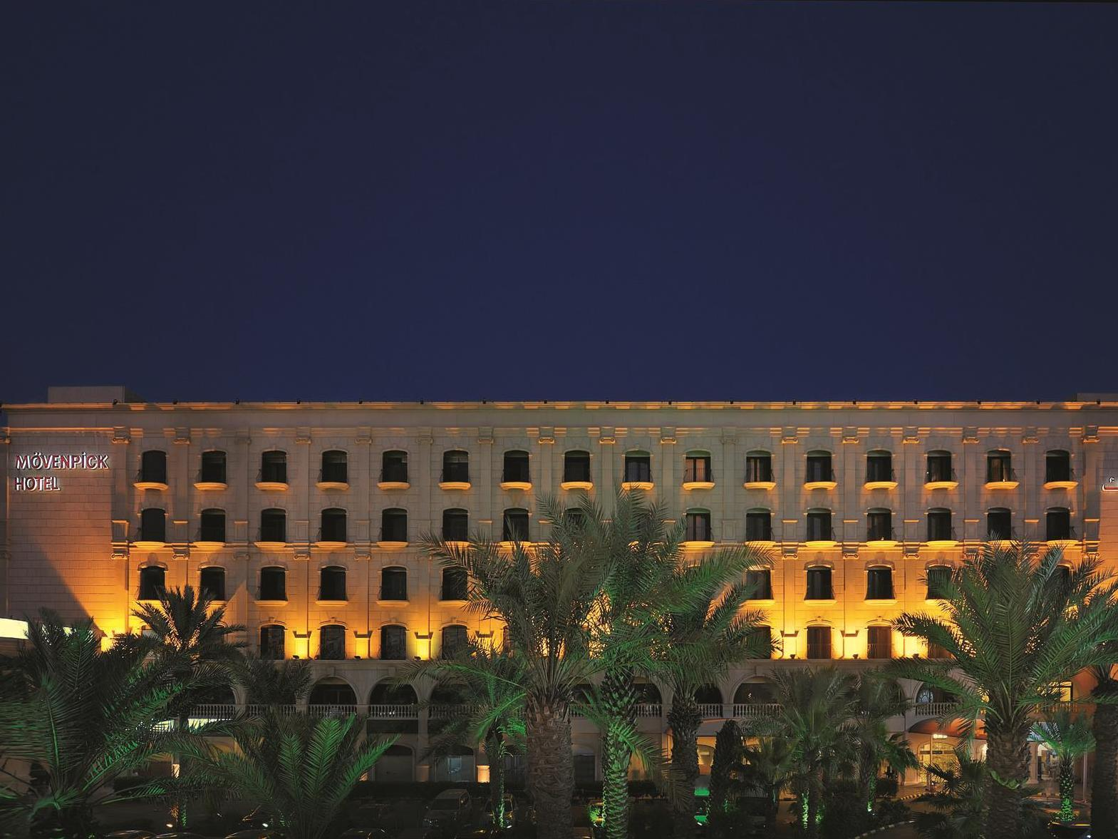 Movenpick Hotel Jeddah - Hotels and Accommodation in Saudi Arabia, Middle East