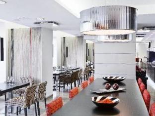 Scandic Palace Hotel טלין - מסעדה