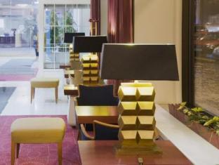 Scandic Palace Hotel تالين - المطعم