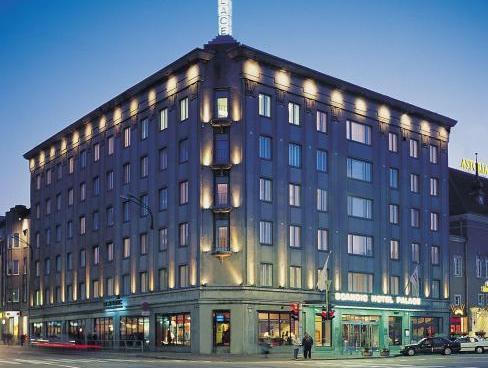 Scandic Palace Hotel تالين - المظهر الخارجي للفندق
