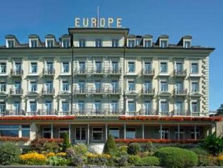 Grand Hotel Europe Luzern - Exterior