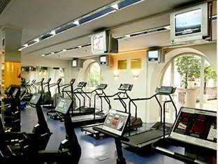 Marriott Plaza Hotel Buenos Aires - Gym