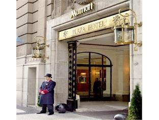 Marriott Plaza Hotel Buenos Aires - Entrance