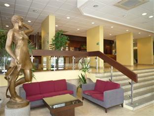 Hotel Krystal Praga - Recepción