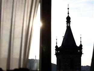 Hotel Suite Home Prague Prague - Sunrise At Hotel Suite Home Prague