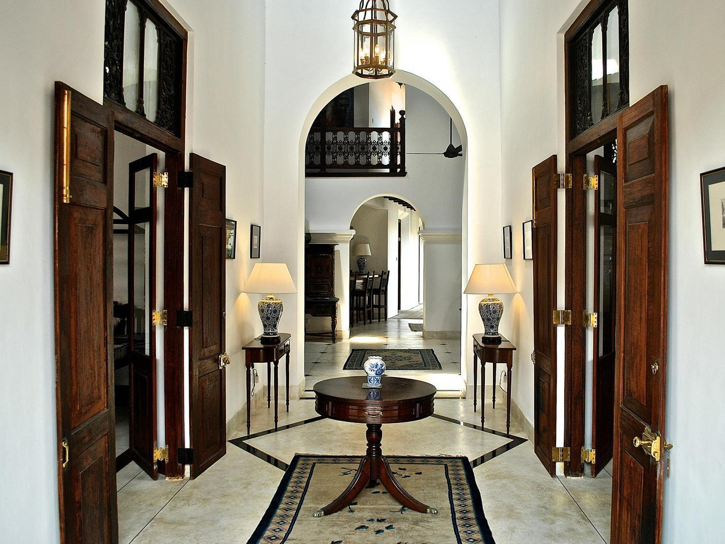 Number 48 Galle Fort - Hotels and Accommodation in Sri Lanka, Asia