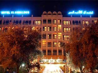 el andalous - hotel Marrakech