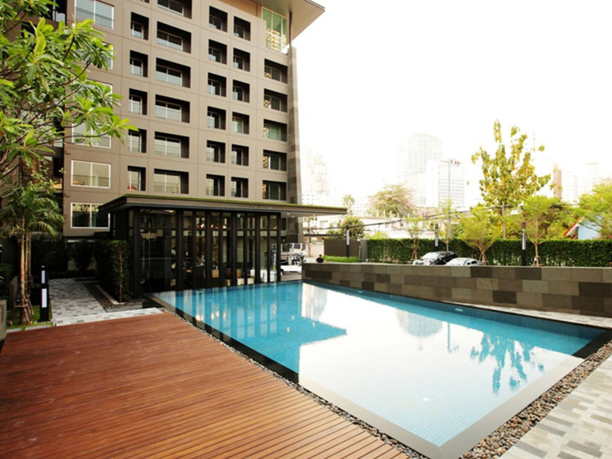Bangkok Masstige At The Seed Musee Apartments - Hotels and Accommodation in Thailand, Asia