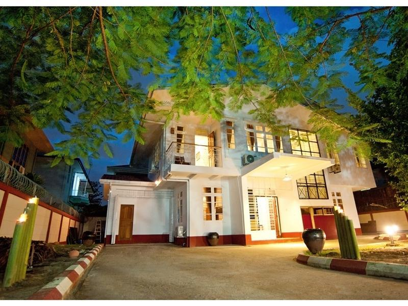 Thanlwin Guest House - Hotels and Accommodation in Myanmar, Asia