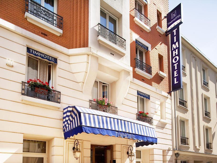 Timhotel Tour Eiffel - Hotell och Boende i Frankrike i Europa