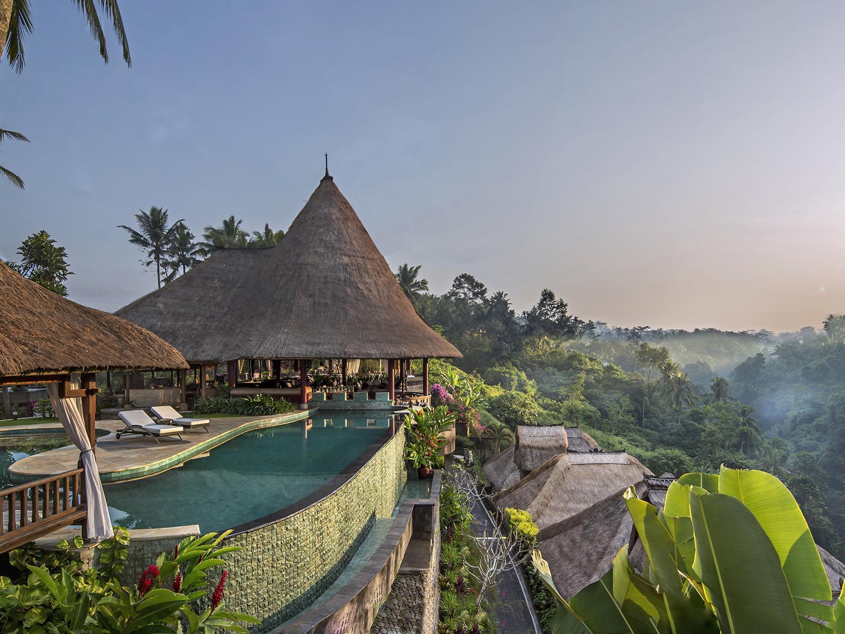 Viceroy Bali Luxury Villas Bali - Main Pool