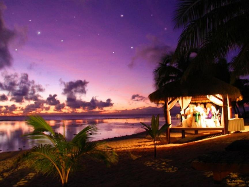 Crown Beach Resort and Spa - Hotels and Accommodation in Cook Islands, Pacific Ocean And Australia