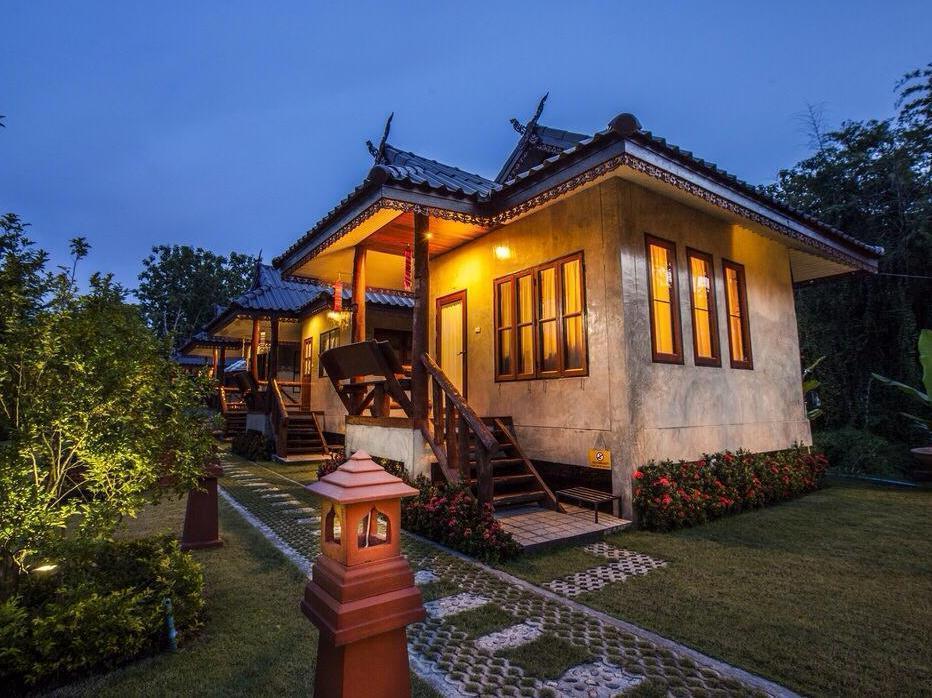 Natura Maerim Resort - Hotell och Boende i Thailand i Asien