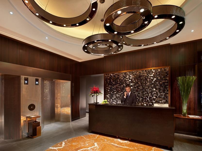 香港盛捷維園公寓酒店