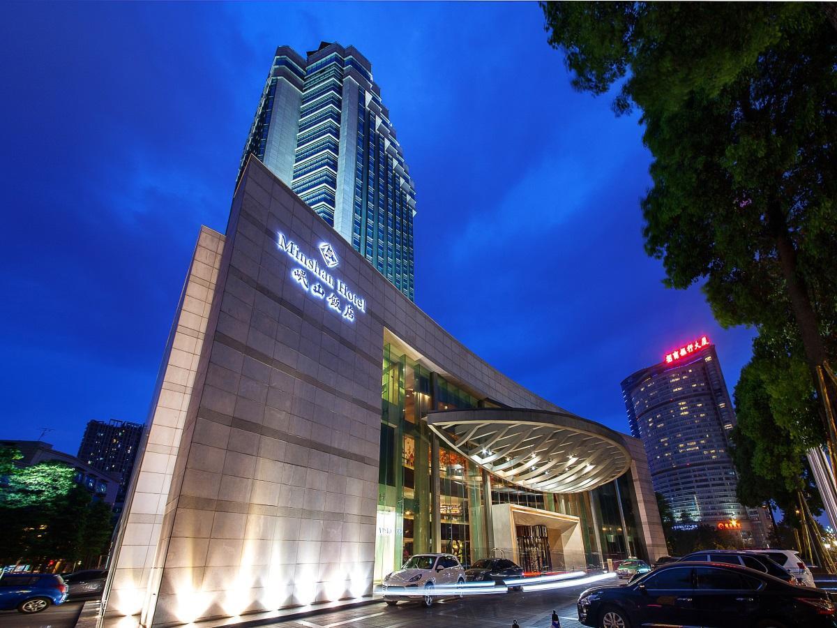 Minshan Hotel-Accomadation Buliding - Chengdu