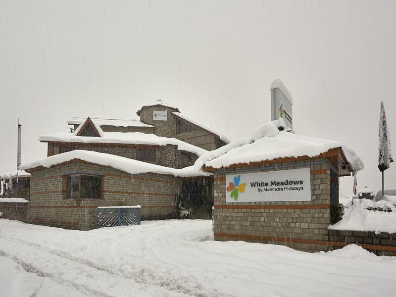 White Meadows-Manali Hotel - Manali