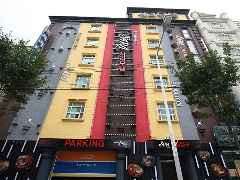 Sara Motel - Hotels and Accommodation in South Korea, Asia