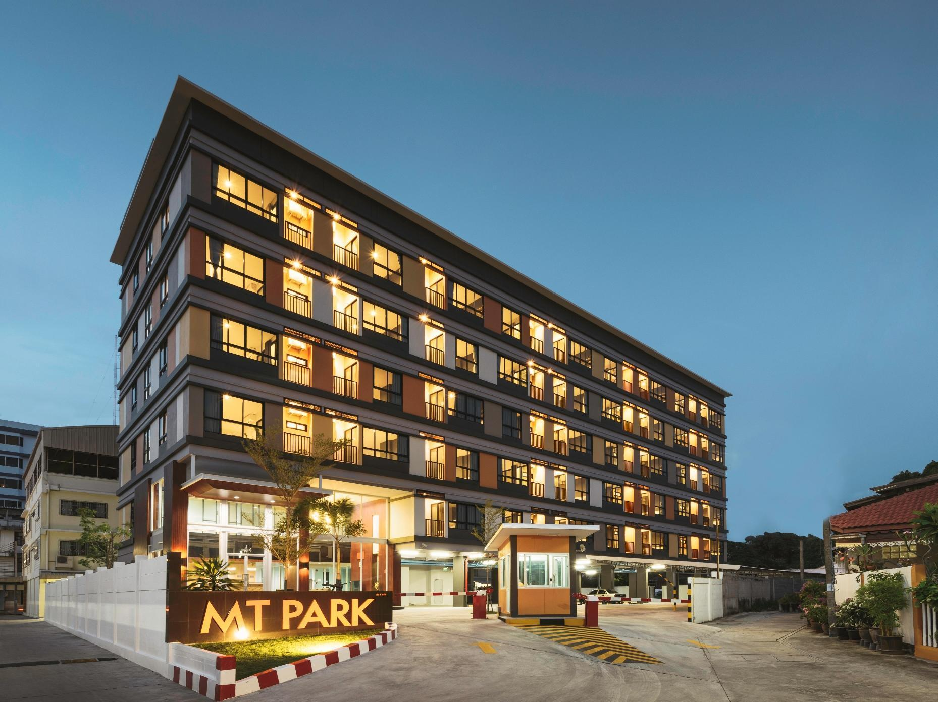 MT Park Residence - Hotels and Accommodation in Thailand, Asia