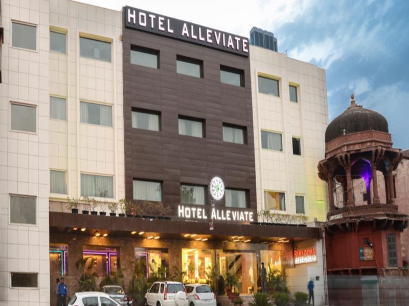 Hotel Alleviate - Agra