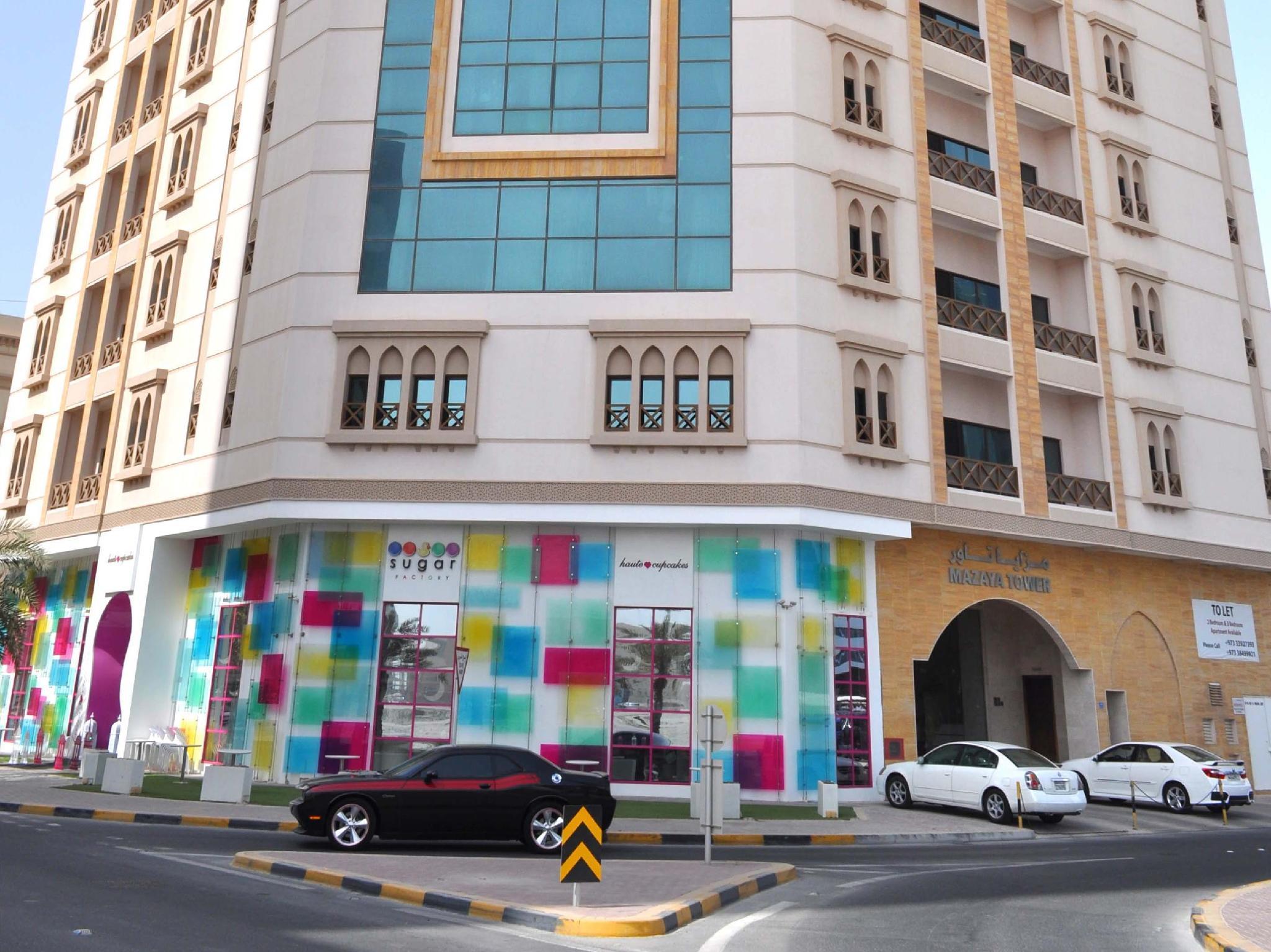 Mazaya Tower Apartments