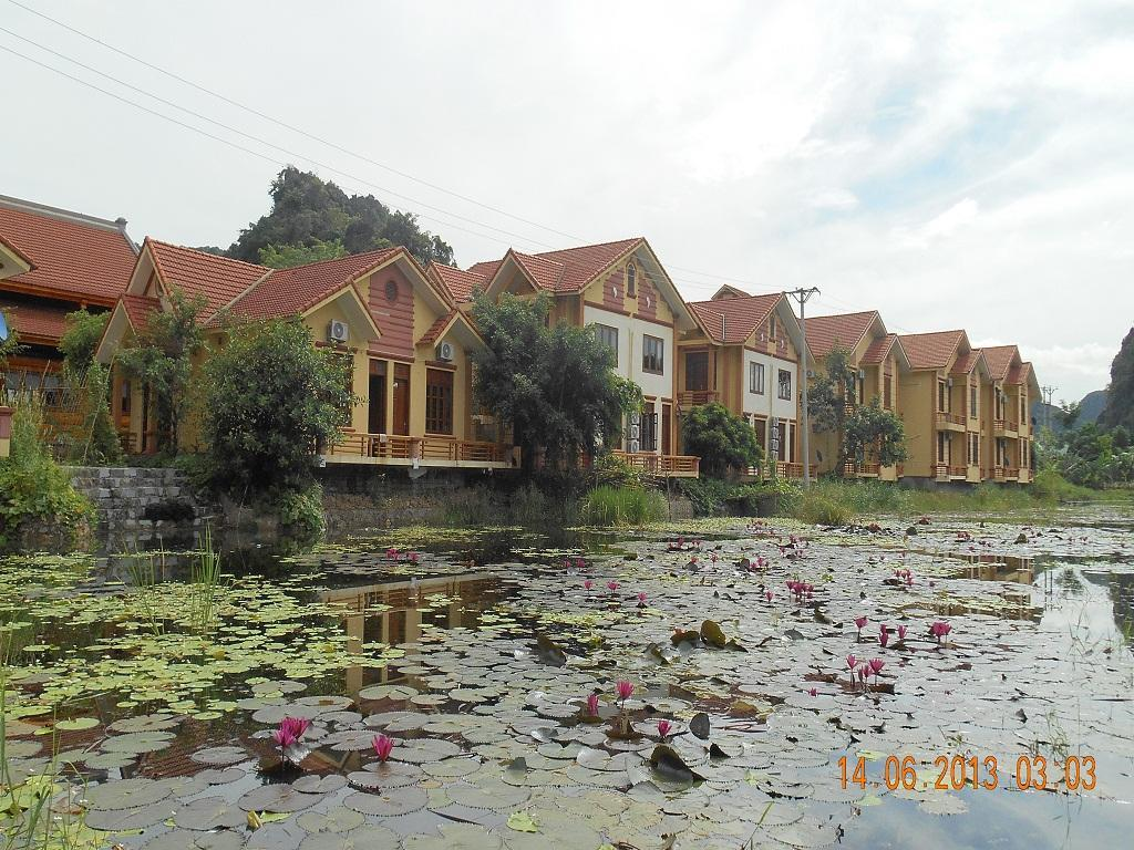Tam Coc Ecolodge - Hotels and Accommodation in Vietnam, Asia