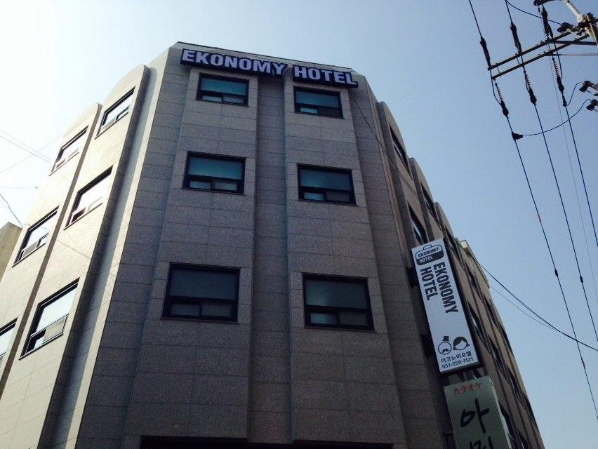 Ekonomy Hotel Nampo - Hotels and Accommodation in South Korea, Asia
