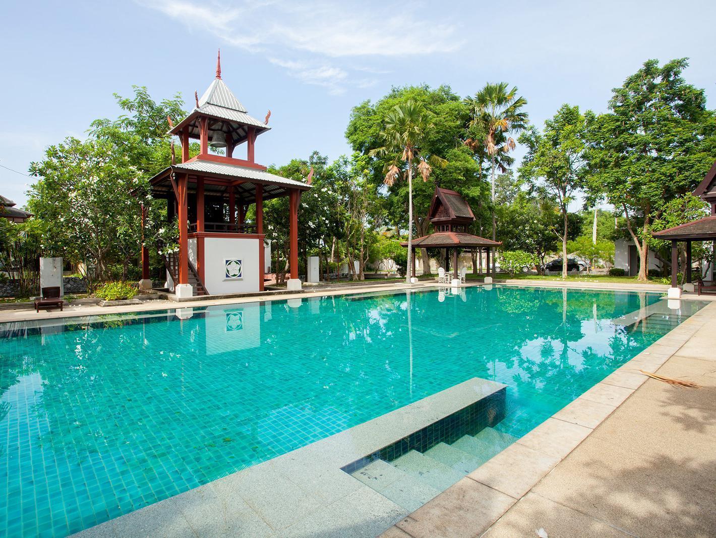 Nagawana 5 Bedrooms Pool Villa - Hotels and Accommodation in Thailand, Asia