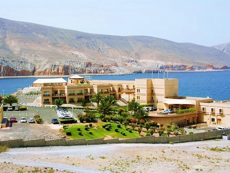 Atana Khasab Hotel - Hotels and Accommodation in Oman, Middle East