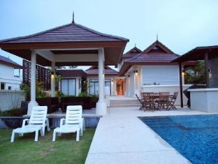 krabi sunset beachfront the sand one villa