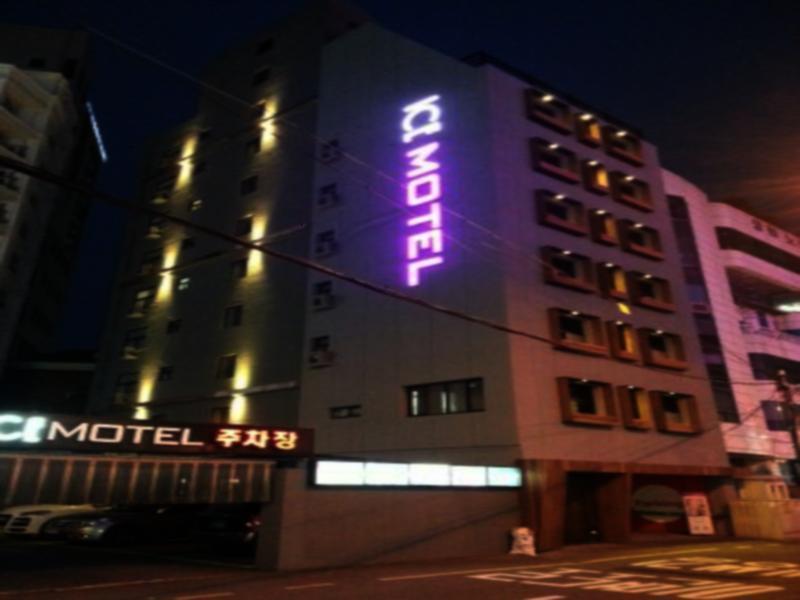 Haeundae Ice Motel - Hotels and Accommodation in South Korea, Asia