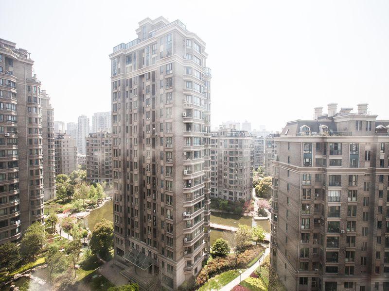Yopark Service Apartment- Dangdai Qingshui Garden - Shanghai