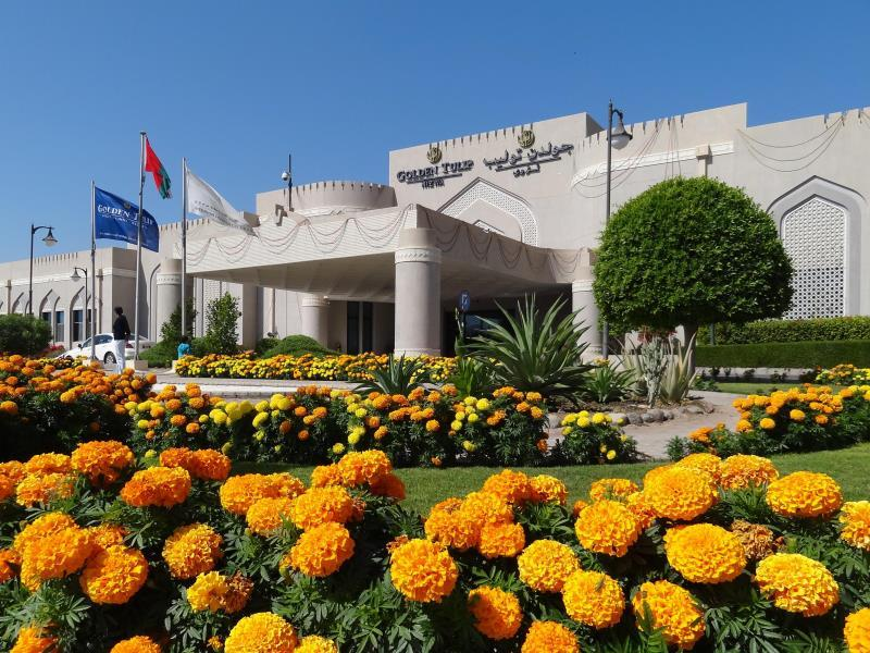 Golden Tulip Nizwa Hotel - Hotels and Accommodation in Oman, Middle East
