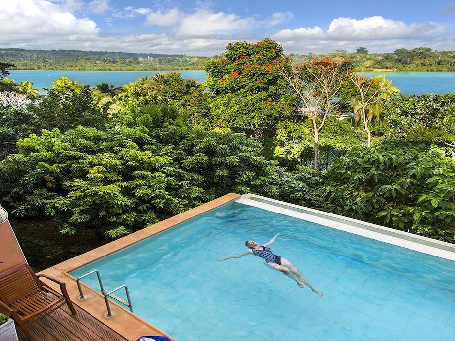 Poppys On The Lagoon Resort - Hotels and Accommodation in Vanuatu, Pacific Ocean And Australia