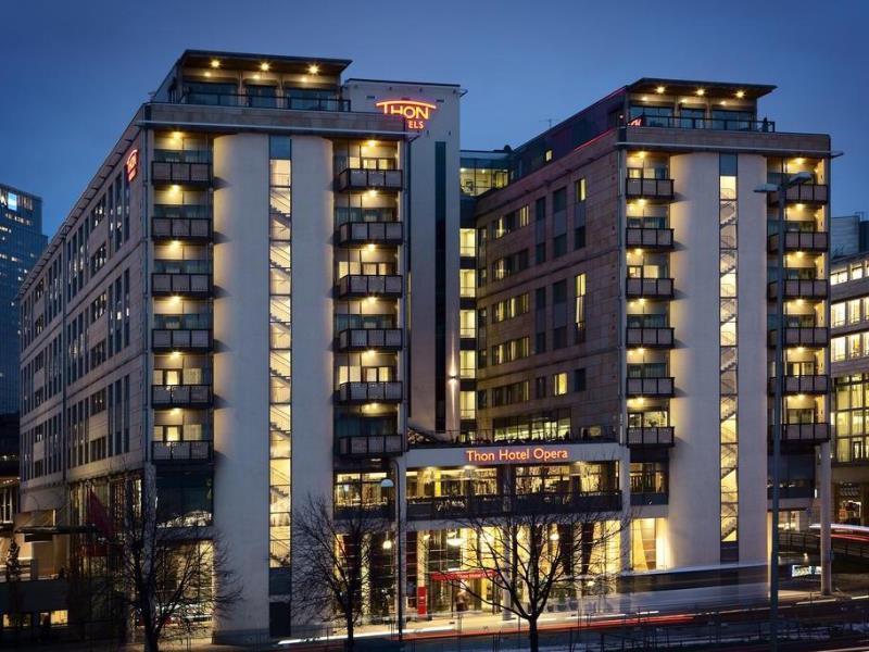 Thon Airport Hotel Oslo