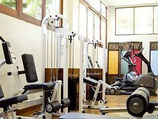 Ayara Hilltops Boutique Resort & Spa Phuket - Fitness Salonu