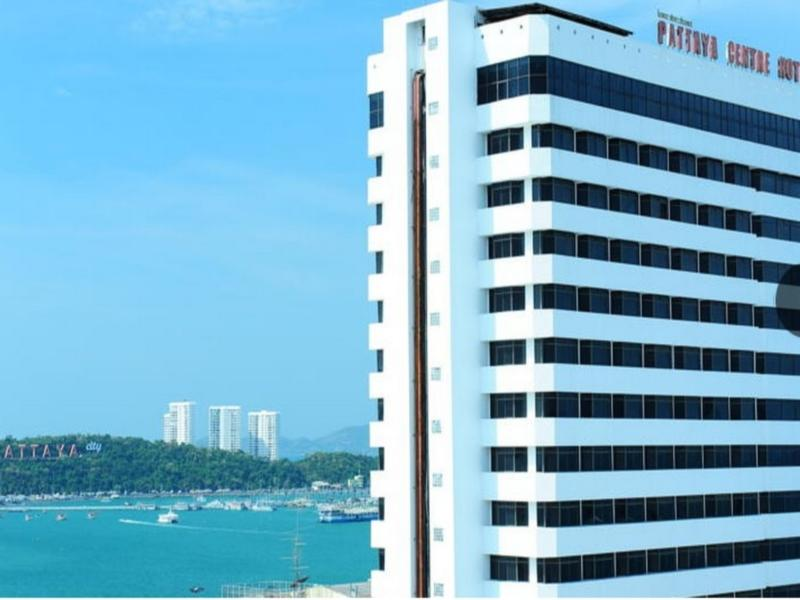 Pattaya Centre Hotel - Hotels and Accommodation in Thailand, Asia