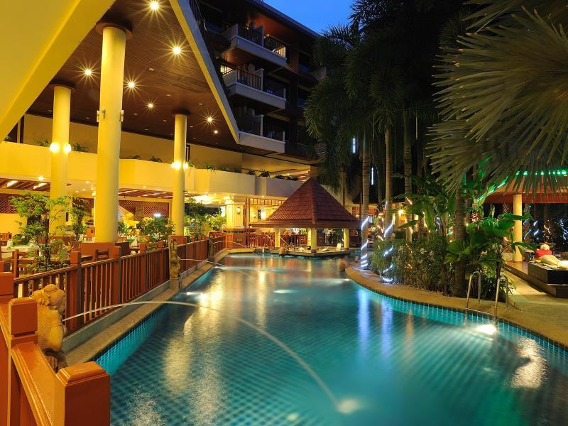 Baumanburi Hotel - Hotels and Accommodation in Thailand, Asia