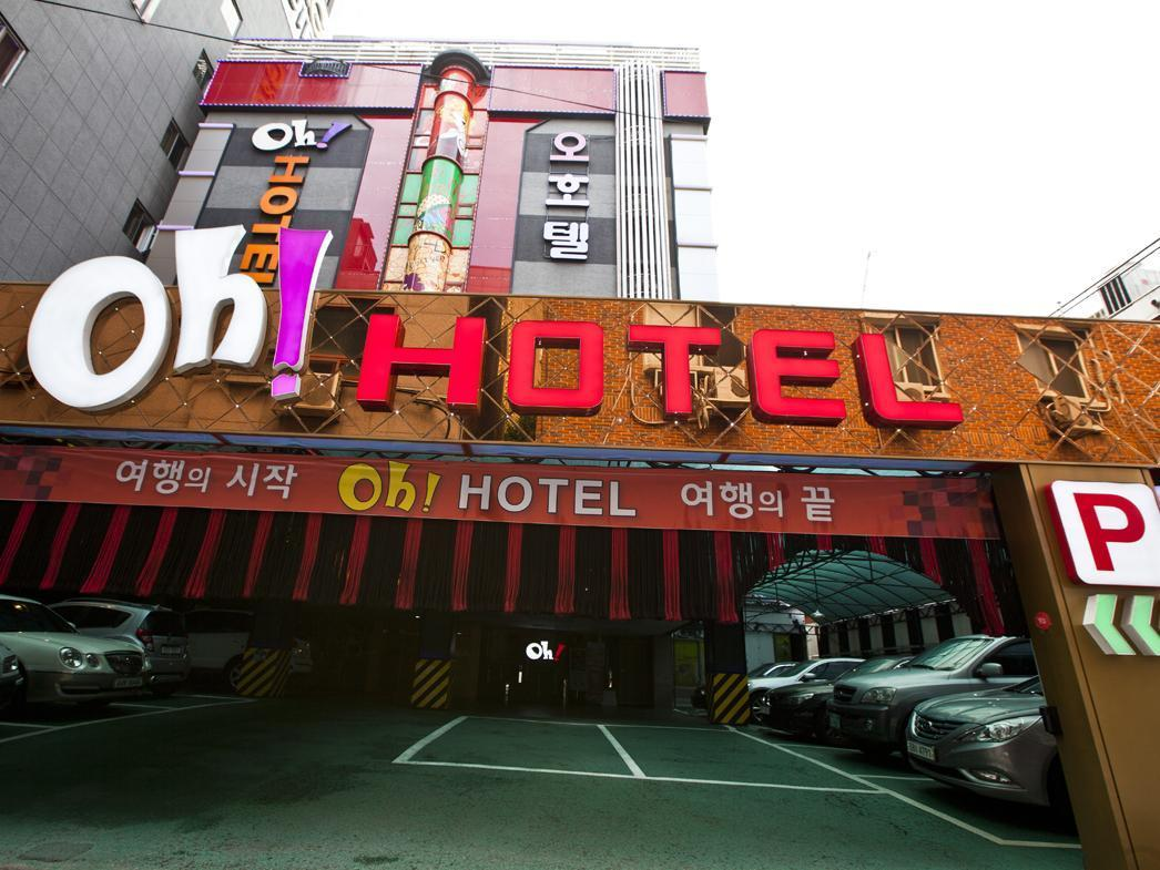 Oh Hotel - Hotels and Accommodation in South Korea, Asia